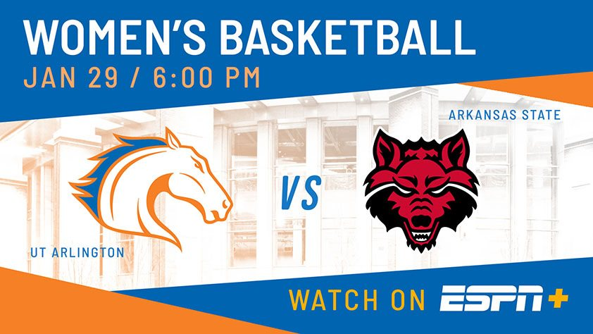 Women's Basketball vs Arkansas State