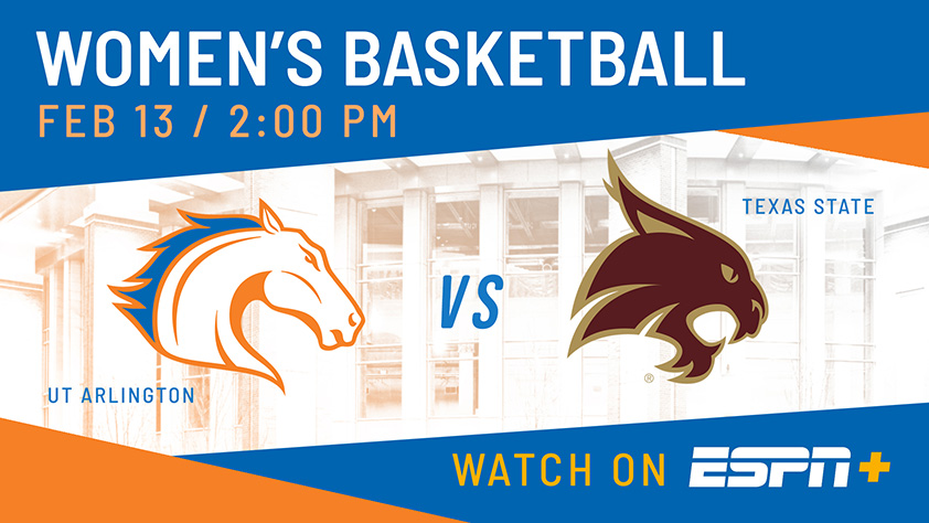 Women's Basketball vs Texas State