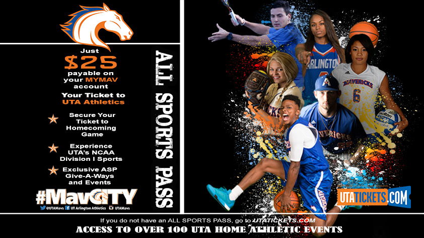 2016-17 UTA Student All Sports Pass